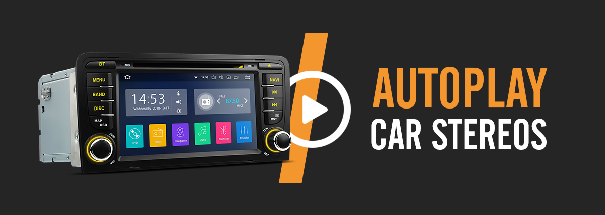 Autoplay Car stereos