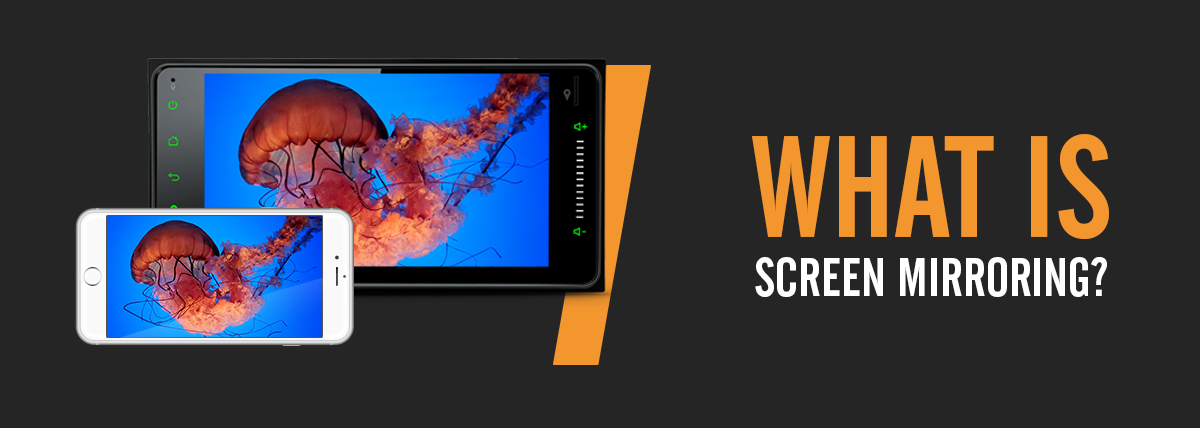 what is screen mirroring banner