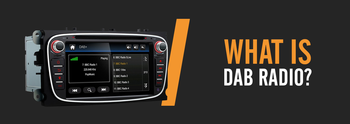 what is dab radio banner