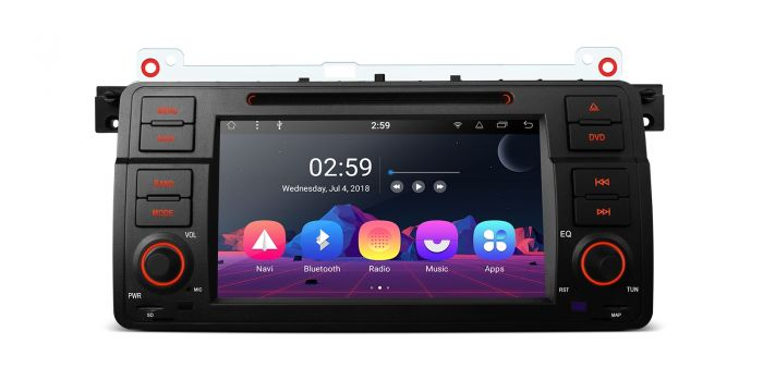 Android 8.1 car stereo - What is octa-core