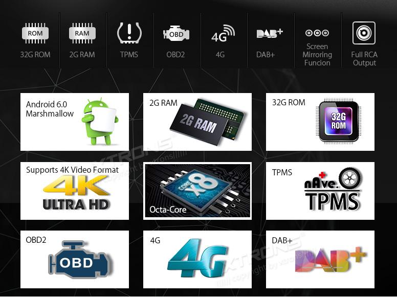 ANDROİD 6.0 OEM CAR DVD ile ilgili görsel sonucu