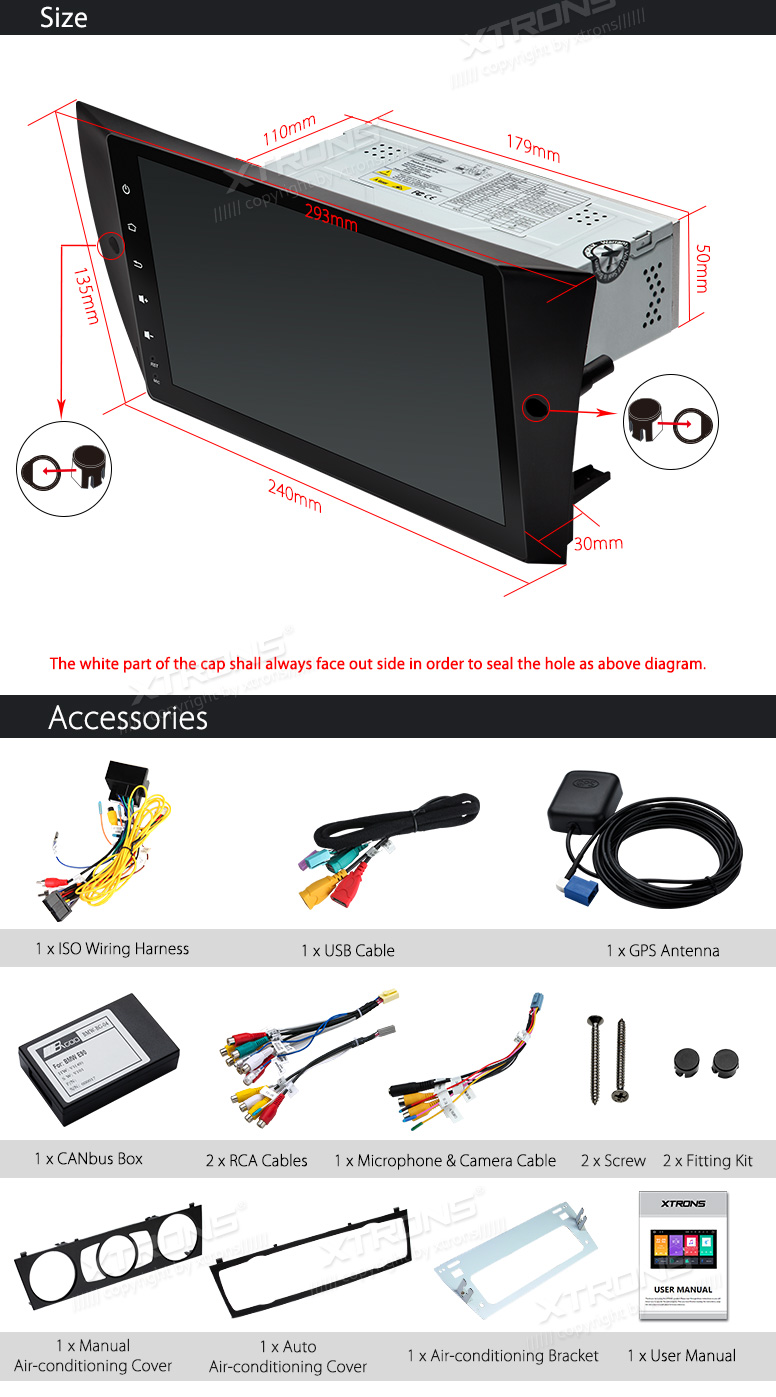 Xtrons 9 Android 80 Car Stereo Gps Sat Nav Dab Radio For Bmw E90 Vibe Optisound Auto 8 Wiring Diagram Business Seller Information