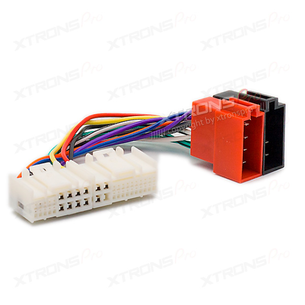 iso wiring harness cable for kia xtrons transfer your vehicles wires into iso standard wires xtrons car radio stereo iso wiring