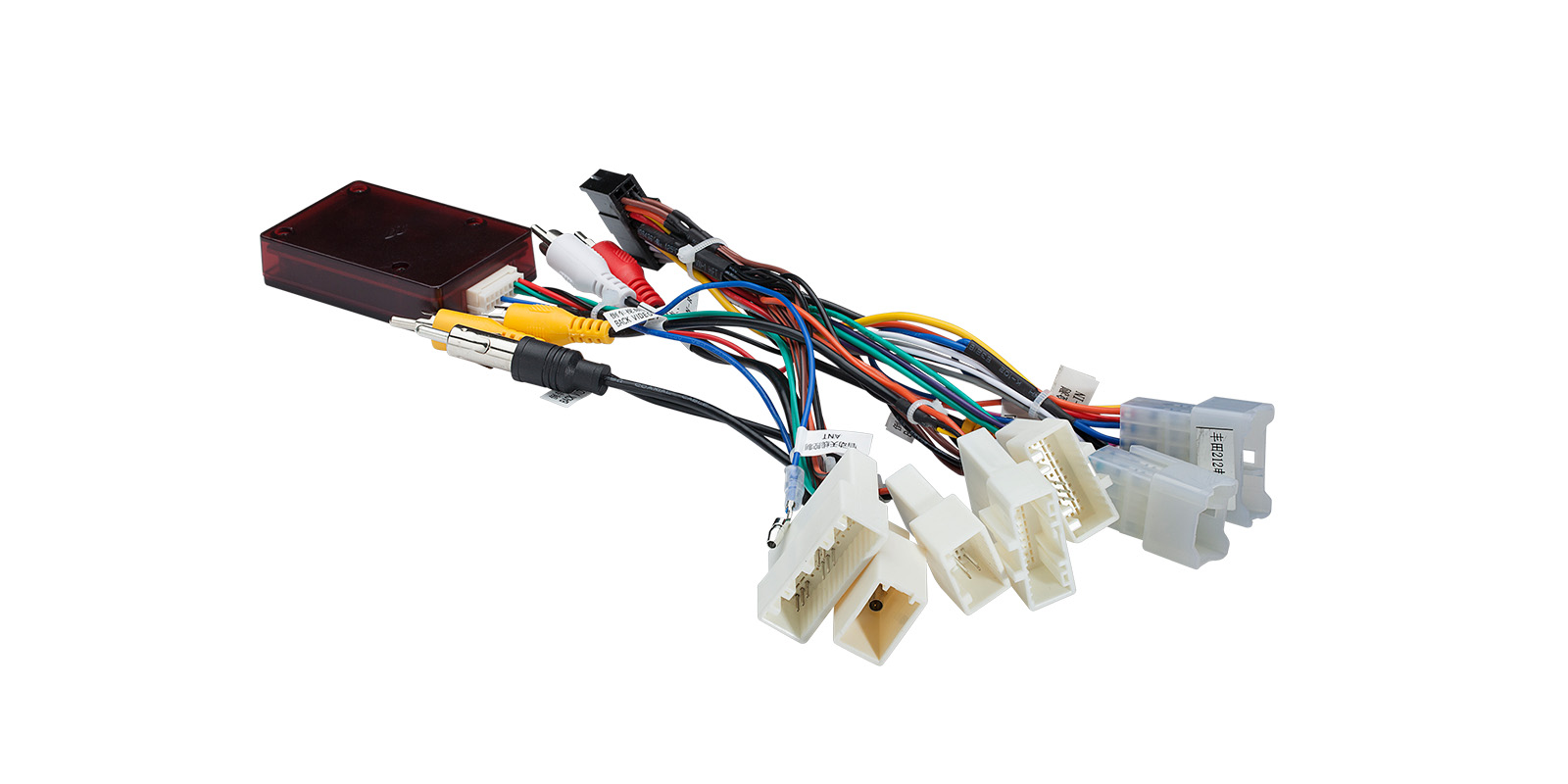 Best Car Iso Wiring Harness Adapters Xtrons For Stock Radio Jbl Decoder Out Of