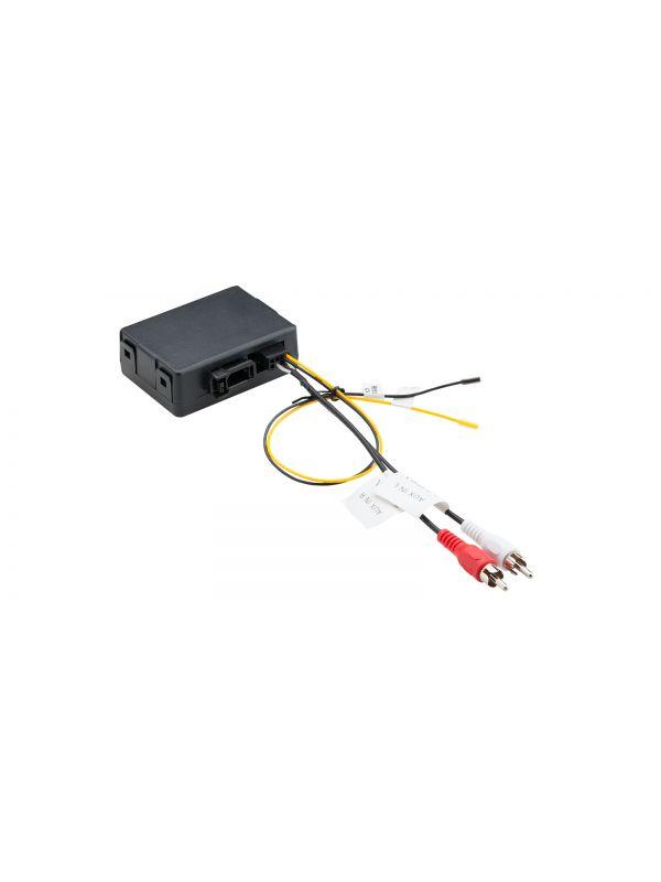 XTRONS Optical Fiber Head Unit Replacement Decoder