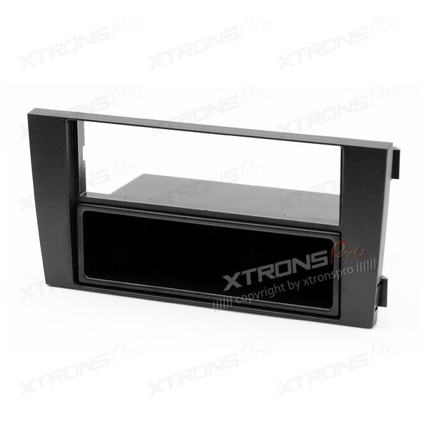 Audi A6, Allroad Car Stereo Double Din and Single Din Facia Panel Fitting Surround(with Pocket)