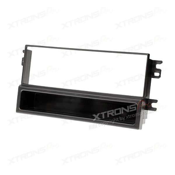 Double Din Car Stereo Fascia Surround Panel with Pocket for KIA Series