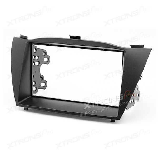 Car CD Stereo Double Din Fascia Facia Fitting Kit for HYUNDAI iX-35, Tucson iX