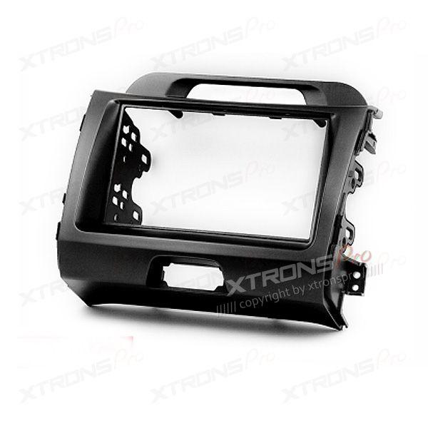 KIA Sportage III 2010 Onwards Double Din Stereo Fitting Kit Facia Adaptor Fascia Panel