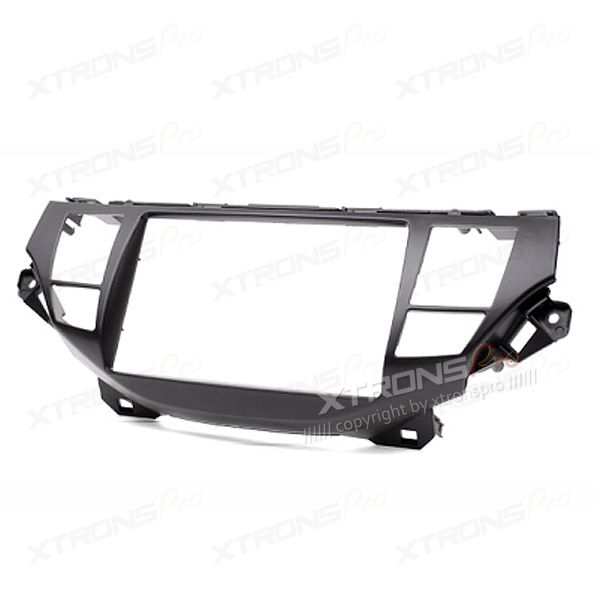 Double Din Car Stereo Fascia Surround Panel for HONDA Crosstour