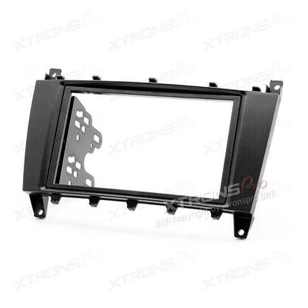 MERCEDES-BENZ Car DVD Player Double Din Fascia/Facia Surround Trim Panel