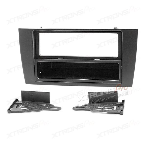 Double Din and Single Din Fascia Panel Fitting Kit Adapter for JAGUAR X-type and S-type