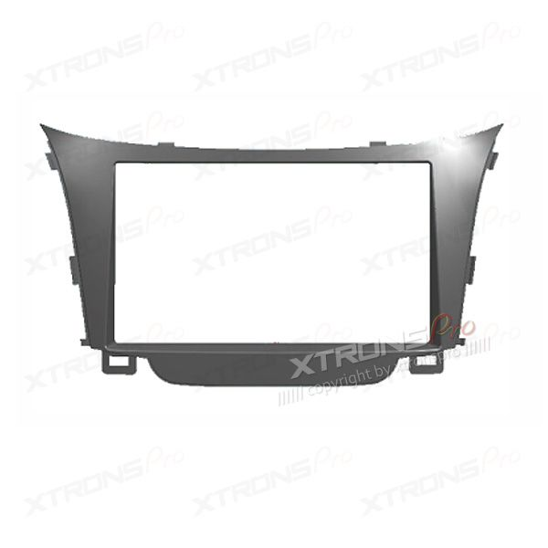 Xtrons double Din Fascia Panel Adapter Plate Fitting Kit for HYUNDAI i-30 2012 Onwards