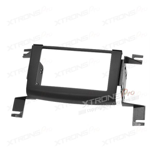 Radio Panel for NISSAN Rogue Headunit Fascia Plate Installation CD Facia