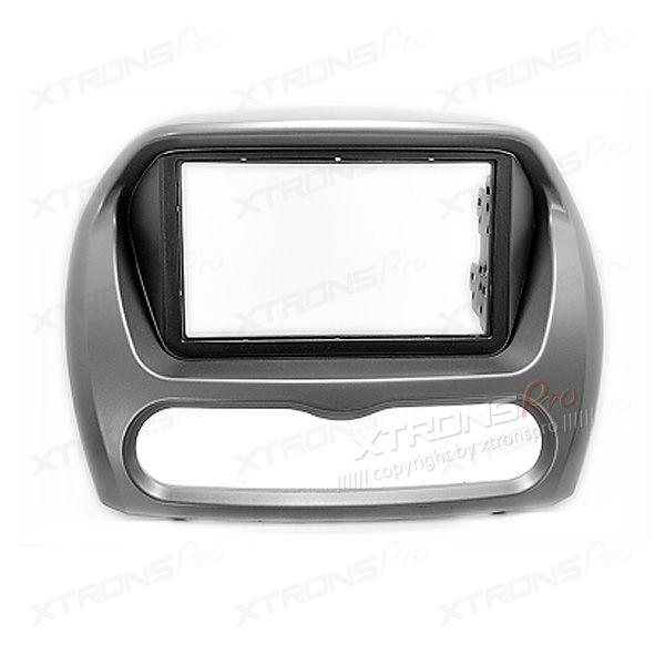 Double Din Facia Fascia Panel Stereo Surround Adaptor Radio Trim for Citroen, Peugeot, Mitsubish