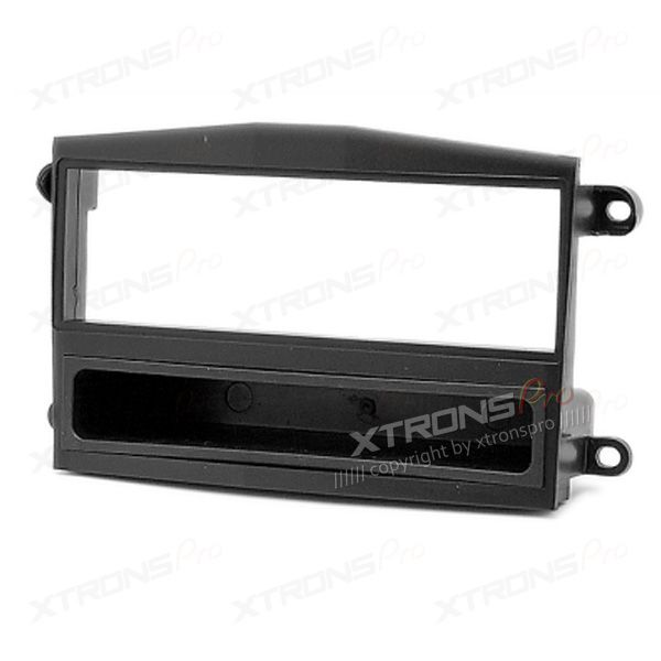 Single Din Fascia Facia Panel / Adapter / Plate Surround for PROTON Savvy(with pocket)