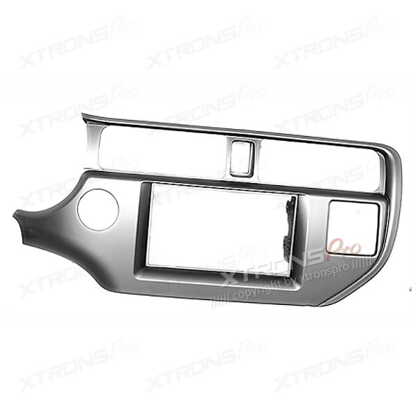 Xtrons Double Din Fascia Panel Adapter Plate Fitting Kit for KIA Rio, K3, Pride without SRS