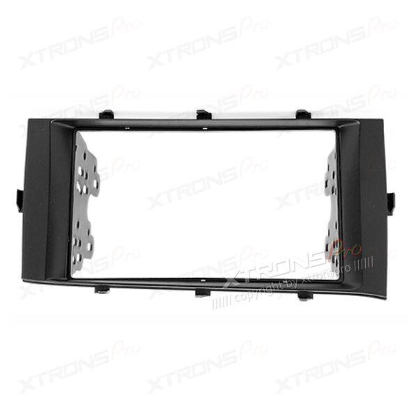 TOYOTA Aqua  CD MP3 DVD Car Stereo Fascia Panel Surround (Right wheel)