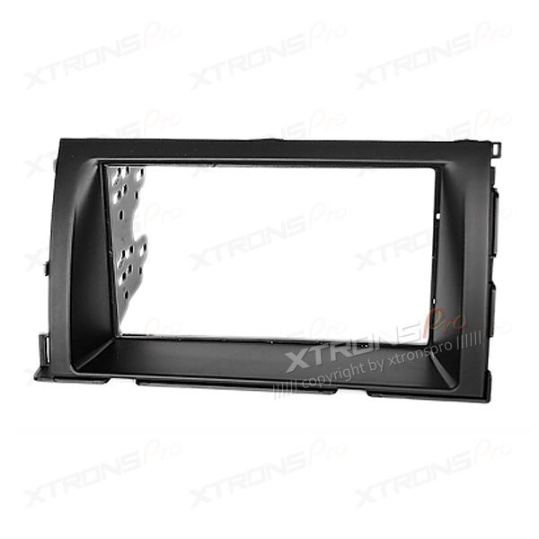 Dash Panel for TOYOTA Isis Radio Stereo Facia Fascia Plate Trim CD Kit
