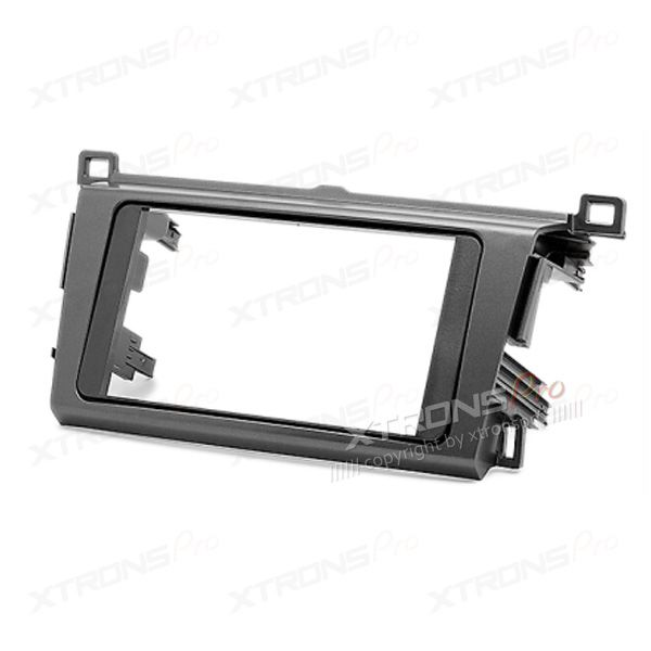 TOYOTA RAV4 2013 Onwards Double Din Fascia Facia Adaptor Panel Surround