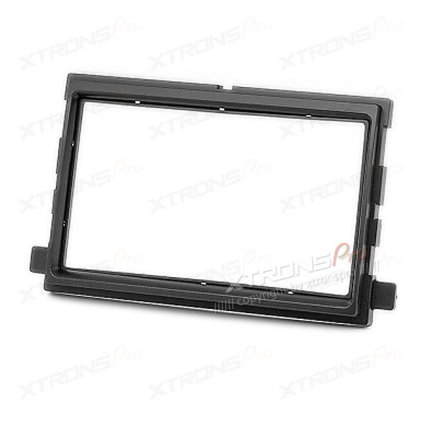 Double Din Stereo Fascia/Facia Fitting Kit Panel Surround for Ford, Lincoln, Mercury