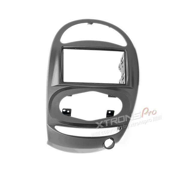 Citroen, Renault, Fiat, Peugeot, Opel Double Din Fascia Facia Panel Adaptor