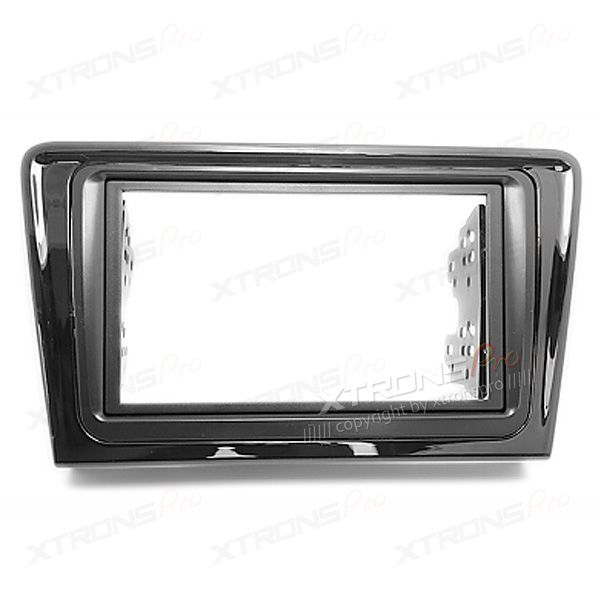 Double Din Car Stereo Fascia Surround Panel Fitting Kit for Volkswagen Santana,Bora 2013 Onwards.