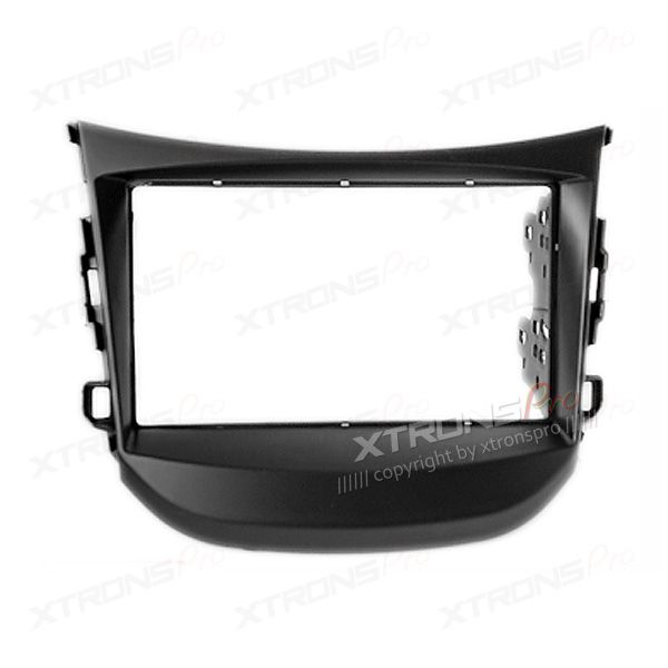 HYUNDAI HB20 Double Din Car Stereo Fascia Panel Plate for Aftermarket Stereo