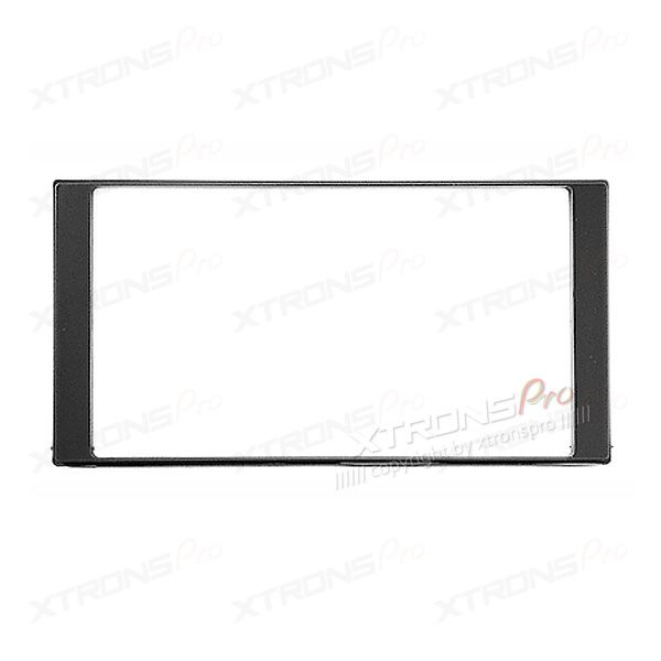 NISSAN Livina Car Stereo Fascia Panel Adaptor Plate for Double Din CD Radio
