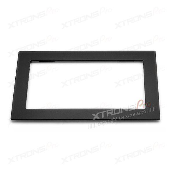 Universal 173*98 / 212*138 mm Car CD Stereo Double Din Fascia Adaptor Trim Panel