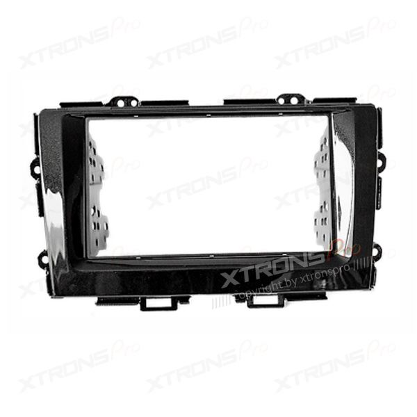 HONDA Crider Car Stereo Double Din Fitting Kit Adapter Fascia
