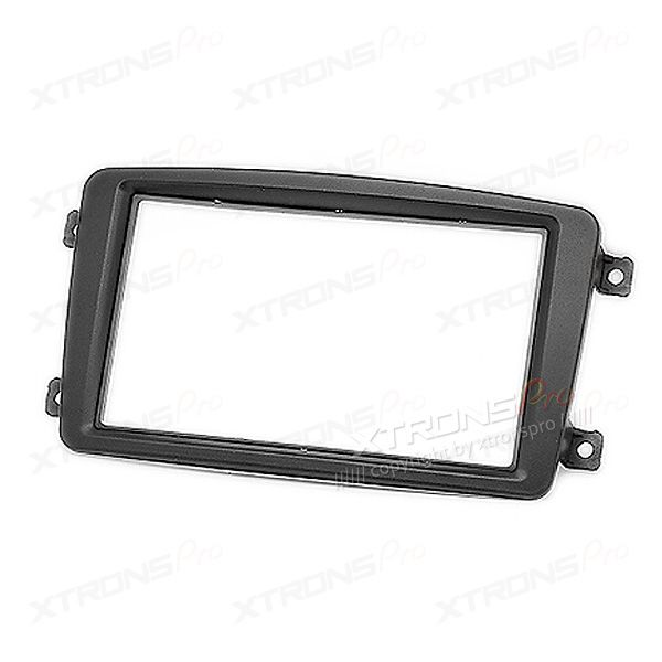 Double Din Fascia Panel Fitting Kit Adapter for MERCEDES-BENZ Series Cars