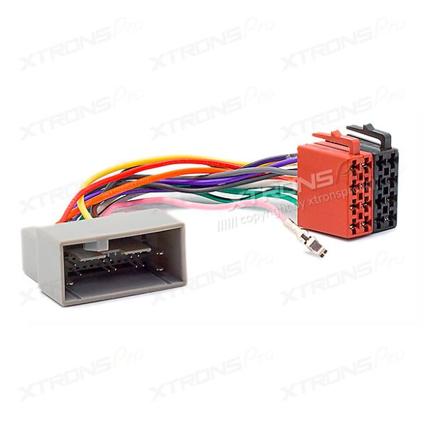 Honda 2008+ Stereo Radio DVD Wiring Harness Cable Lead Loom