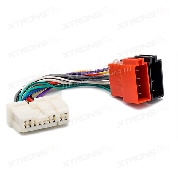 Car Radio Adapter Cable Connector for NISSAN