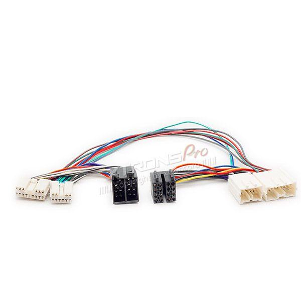 Ssang Yong, Daewoo Radio Adapter ISO Radio Wiring Harness Cable