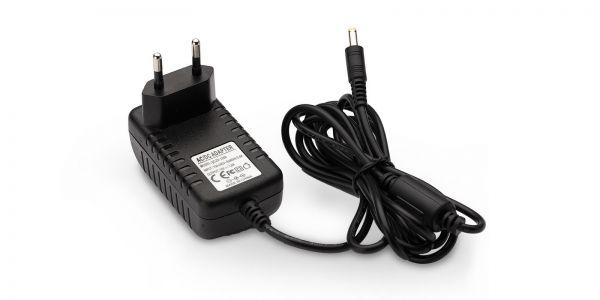 EU 2 Pin AC/ DC Power Supple Adapter Plug 1A 12V