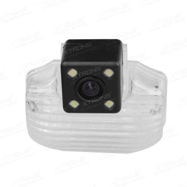 Xtrons CAMHGT001 170° Wide Angle Lens Waterproof Reversing Camera Custom for Toyota Corolla