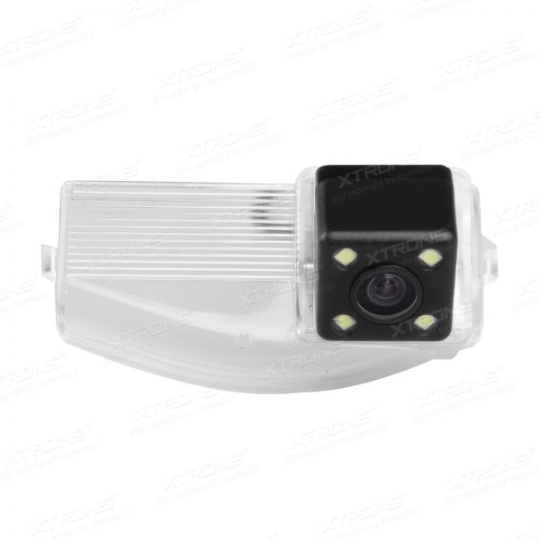 Xtrons CAMM3M001 170° Wide Angle Lens Waterproof Reversing Camera Custom for Mazda M2/M3
