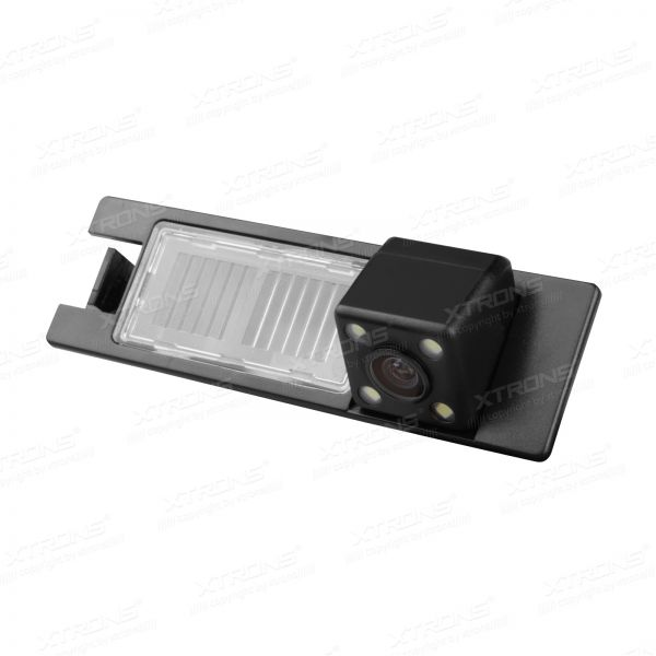 Xtrons CAMOLO001 Custom Fit Reversing Camera for Vauxhall/Opel