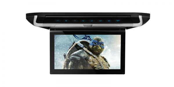 "CR108HD 10"" digital TFT monitor flip down DVD player"