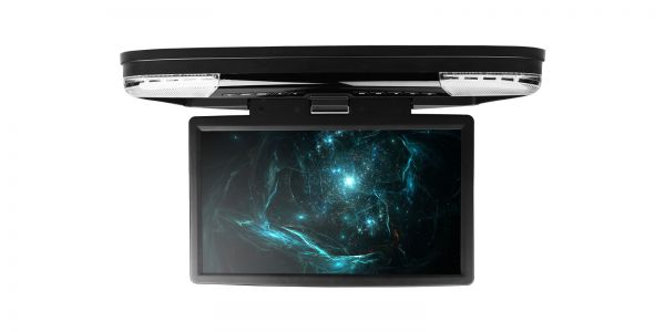15.6-inch | Car Overhead DVD Player | CR1506VSBlack