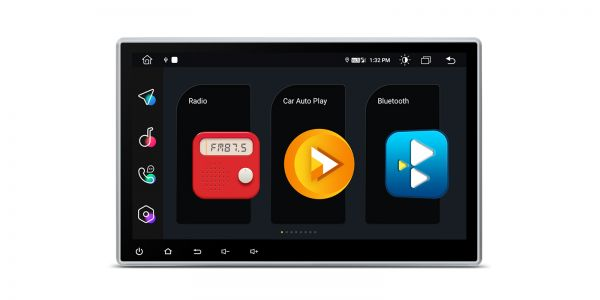 Universal | Single Din | Android 10 | Octa Core | 4GB RAM & 64GB ROM | Integrated 4G Solution | DMA105L