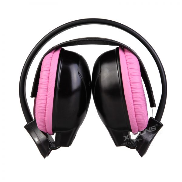 DWH004 infrared wireless headphones for kids