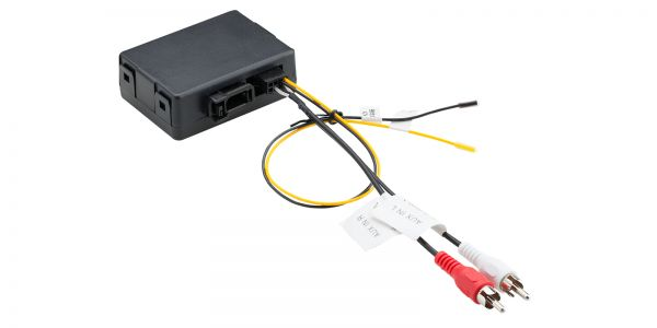 XTRONS Optical Fiber Head Unit Replacement Decoder