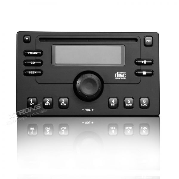 Double DIN   Face Panel   FP001