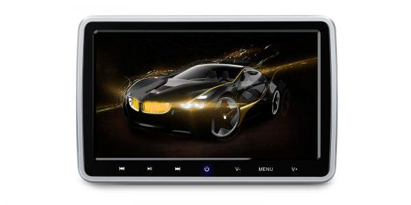 2PCs | 10.1-inch | Region Free | Car Headrest DVD Player | HDMI Input | HD111D