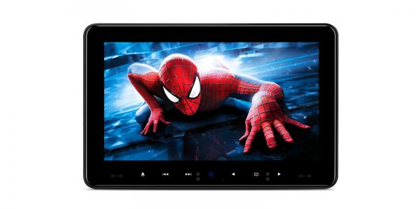 "2pcs |  9"" | Region Free | Slot-in Design | Car Headrest DVD Player | HDMI Input | HD91UND"
