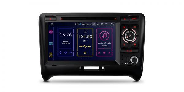 AUDI | TT | Android 10 | Octa Core | 4GB RAM & 64GB ROM | IB70ATTR