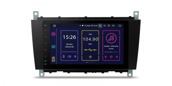 Mercedes-Benz| Various | Android 10 | Octa Core | 4GB RAM & 64GB ROM | IB80M209L
