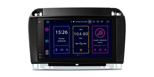 Mercedes-Benz| Various | Android 10 | Octa Core | 4GB RAM & 64GB ROM | IB80M220EL